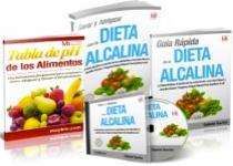 Dieta alcalina - Sanar y adelgazar con la Dieta Alcalina