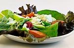 healthy salad- Ensalada de aguacate
