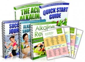 Alkaline Diet Package