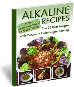 MORE ALKALINE RECIPES  – ONLY $6.95
